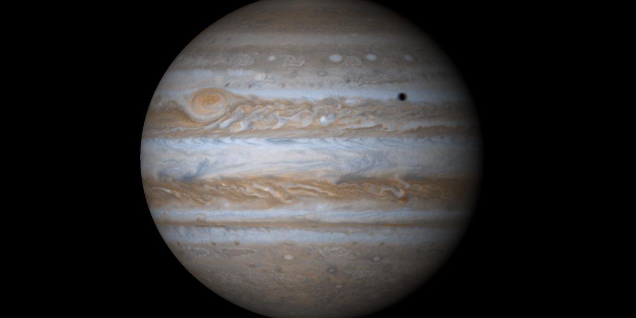 Todo sobre el planeta Júpiter