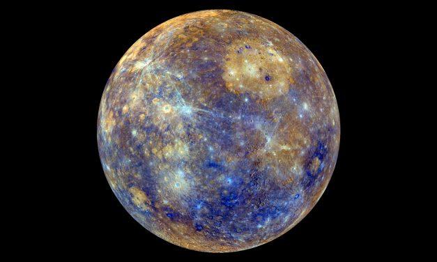 Todo sobre el Planeta Mercurio