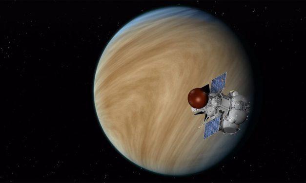 Todo sobre el Planeta Venus